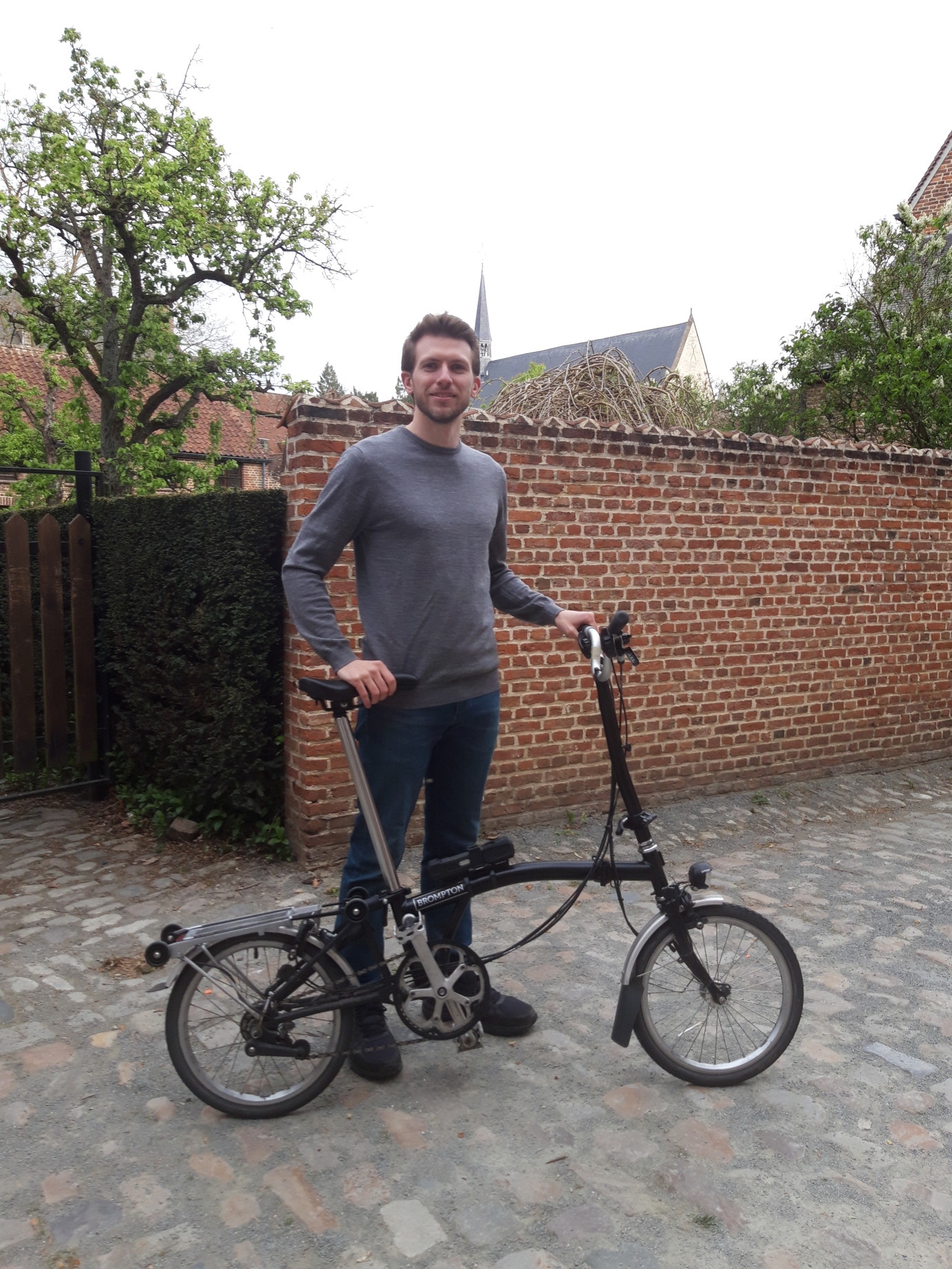 Rob fiets